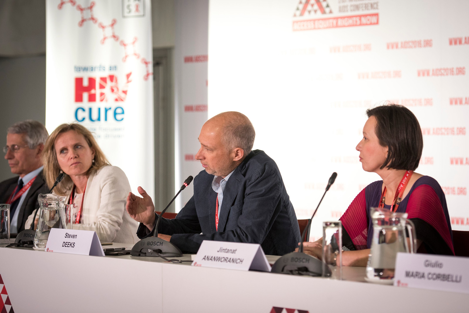 HIV cure research strategy launched - HIV Cure